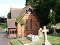 Mortuary Chapel, Dawlish Cemetery - geograph.org.uk - 1359628.jpg
