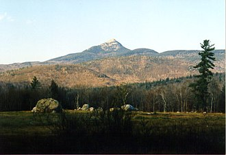 Mount Chocorua - Mount Chocorua from Fowler's Mill Road