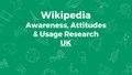 Movement Strategy - Brand awareness, attitudes, and usage survey report - UK.pdf