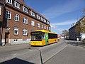 Movia bus line 203 on Jernbanegade 02.jpg