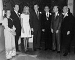 Mrs. Chaikin, Sol Chaikin, Joan Kennedy,Edward (Ted) Kennedy, and others (5279404746).jpg