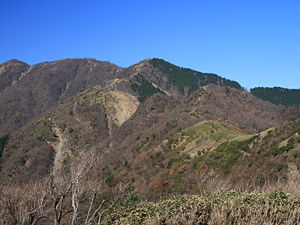 Mt.Shindainichi from Mt.Karasuo 02.jpg