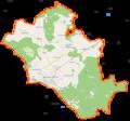 Murowana Goślina (gmina) location map.png