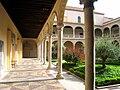 Museo de Santa Cruz, Toledo - couryard 2.JPG
