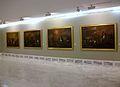 Museu de Belles Arts de València, quadres d'Esteve March.JPG