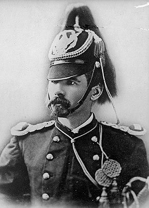 Myles Keogh - Brevet Lt. Colonel Myles Keogh