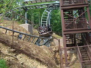 Mystery Mine - Image: Mystery Mine (Dollywood) 02