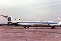 Boeing 727—235 компании Pan American World Airways