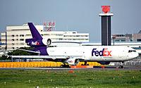 N578FE - MD11 - FedEx