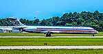 N9615W American Airlines 1997 McDonnell Douglas MD-83 (DC-9-83) s n 53562 (42963153975).jpg