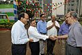 NCSM Dignitaries with Samar Bagchi - MSE Golden Jubilee Celebration - Science City - Kolkata 2015-11-17 4830.JPG