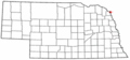 NEMap-doton-South Sioux City.png