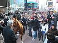 NYPD horse TSQ jeh.jpg