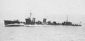 Nagatsuki im April 1927