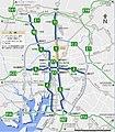 Nagoya Expwy. Route Map 20160131E.JPG