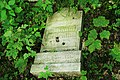 Nagrobek - cmentarz obok Kościoła w Janowej Górze.JPG