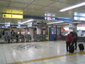 Nakano-sakaue Station (ticket gate).jpg