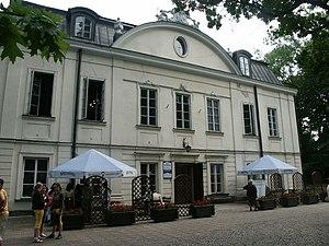 Nałęczów - Małachowski Palace