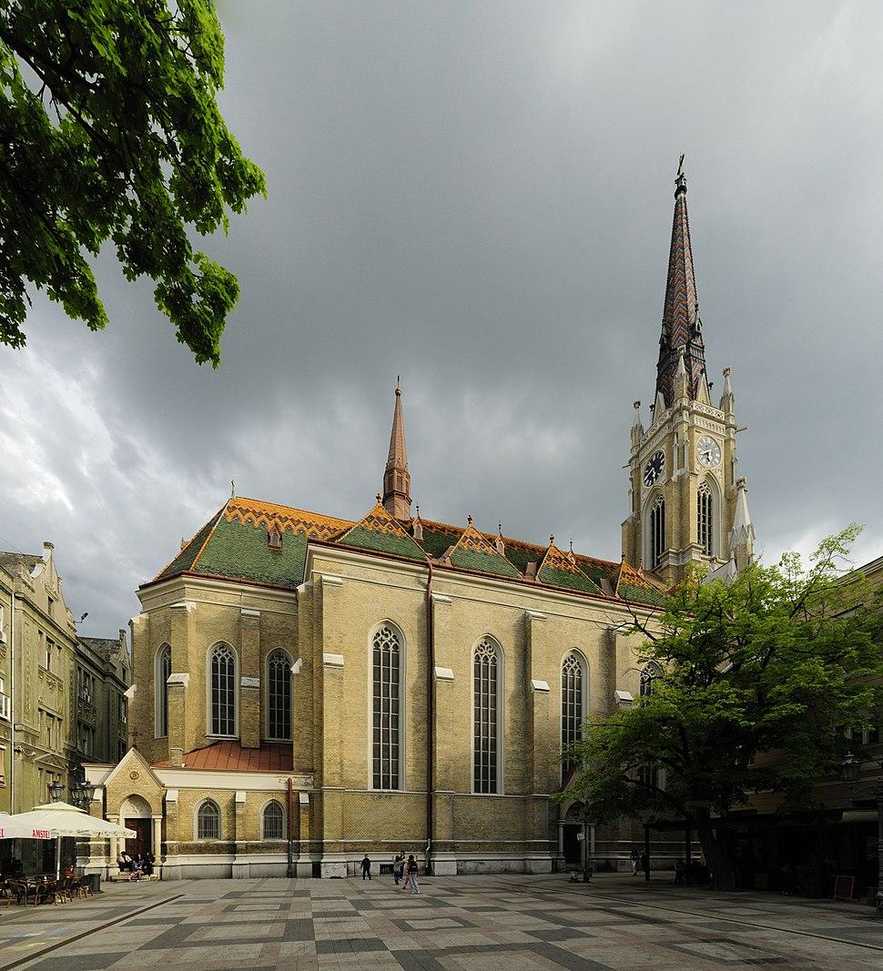 Name of Mary Church (Novi Sad)