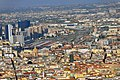 Napoli -Stazione di Napoli centrale, vista da castel Sant'Elmo- 2012 by-RaBoe 105.jpg