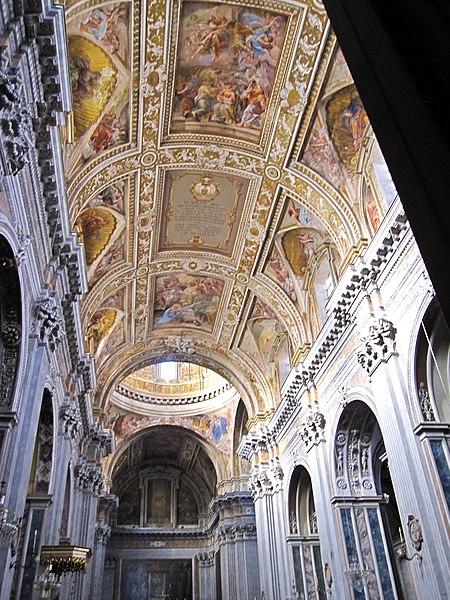 File:Napoli - Chiesa di Santa Maria degli Angeli a Pizzofalcone.jpg