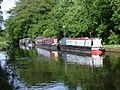 Narrow boats on the Bridgewater Canal - geograph.org.uk - 39271.jpg