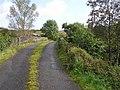 Narrow bridge, Carrickleitrim - geograph.org.uk - 1505811.jpg