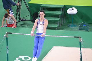 Gymnastics at the 2016 Summer Olympics – Mens horizontal bar Olympic gymnastics event