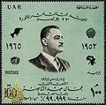 Nasser presidential elections 1965 99.999 percent.jpg