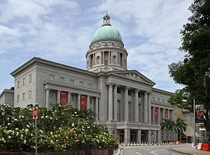 The National Gallery Singapore oversees the world's largest public collection of Southeast Asian and Singapore art