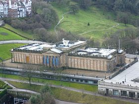 National Gallery of Scotland, the Mound Edinburgh.jpg