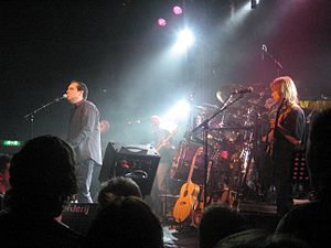 Neal Morse - Morse performing in the Netherlands