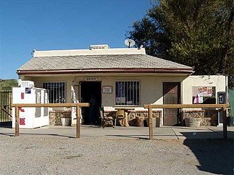 Neenach, California - Image: Neenach California Grocery