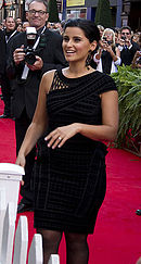 Nelly Furtado on Walk of Fame 1.jpg