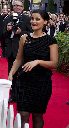 Nelly Furtado na Canada's Walk of Fame 2010. godine