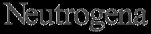 Neutrogena - Image: Neutrogena logo