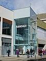 New Arndale Centre entrance, Terminus Road (geograph 4956384).jpg