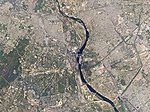 New Delhi, India by Planet Labs.jpg