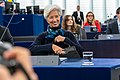 New ECB Chief Lagarde to address plenary for first time (49521491857).jpg