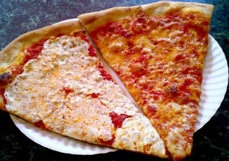 New York-style pizza - Image: New York Pizza Slices