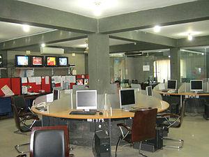 Mohona TV - Newsroom of Mohona Television by Rezowan