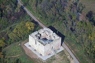 Neusiedl am See - Image: Nezsider légifotó2