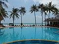 Nice pool, Phangan bayshore hotel - panoramio.jpg