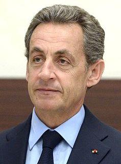 ehem. Staatspräsident der Französischen Republik