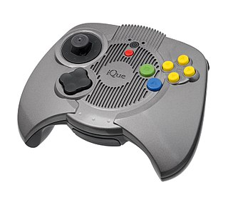 iQue Player Chinese video game console