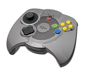 IQue Player - iQue Player controller