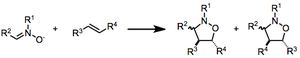 Cycloaddition - Nitrone olefin cycloaddition