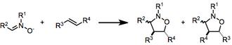 Cycloaddition - Nitrone olefin cycloaddition