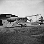No. 3 Squadron RCAF Westland Wapiti 509 Camp Borden 1938.jpg