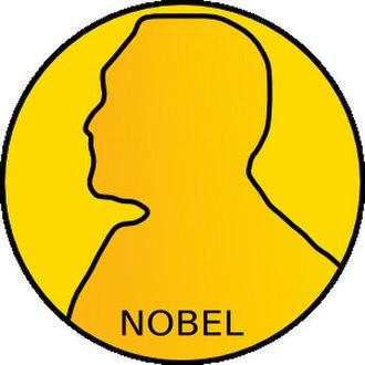Stockholm University - Image: Nobel Prize Medal